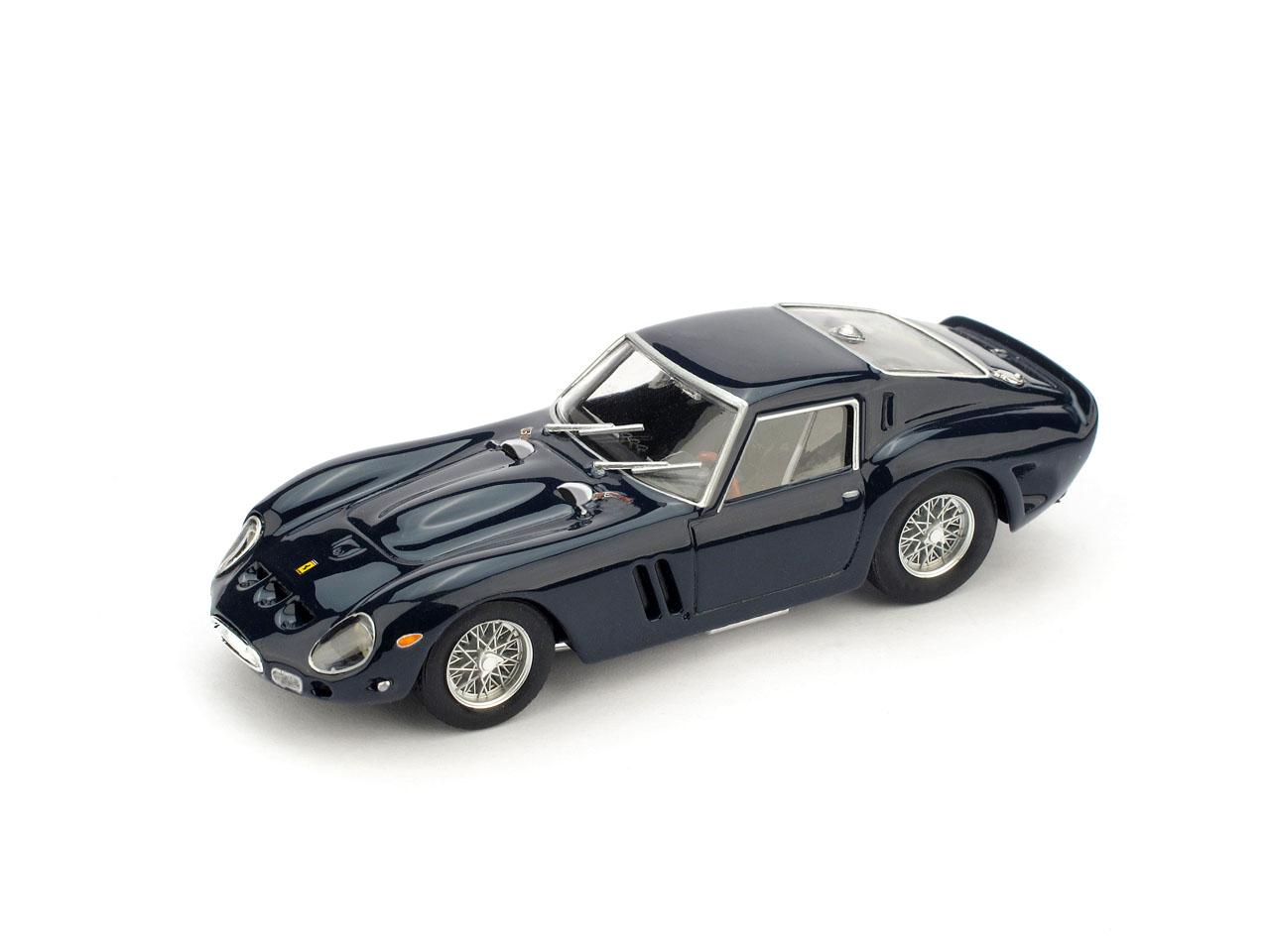 Ferrari 250 GTO (1962) Brumm 1/43 Azul Oscuro