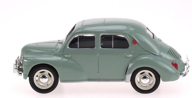 Renault 4CV (1954) RBA Entrega 26 1:43 Verde
