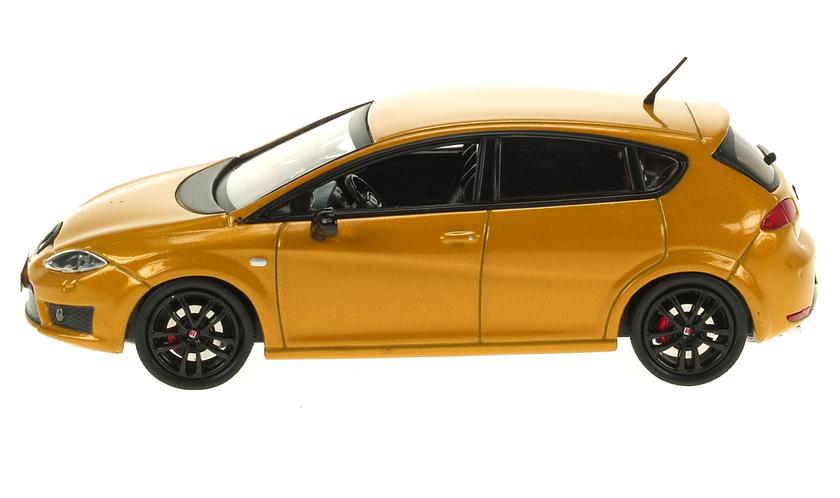 Seat Leon Cupra R Serie 2 (2009) AF 1/43 Oro Tribu