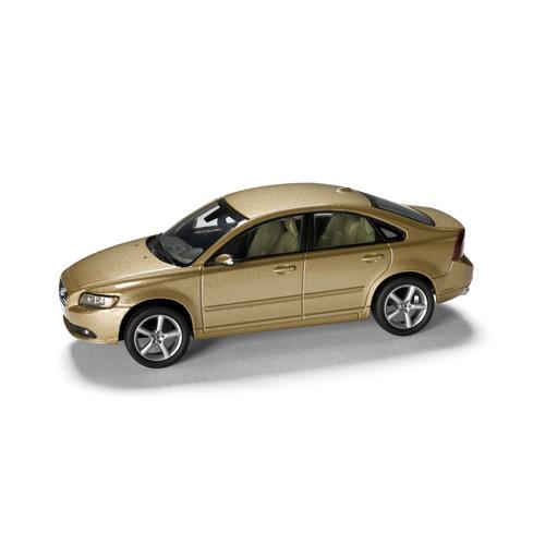 Volvo S40 (2007) Motorart 1/43 Oro Metalizado