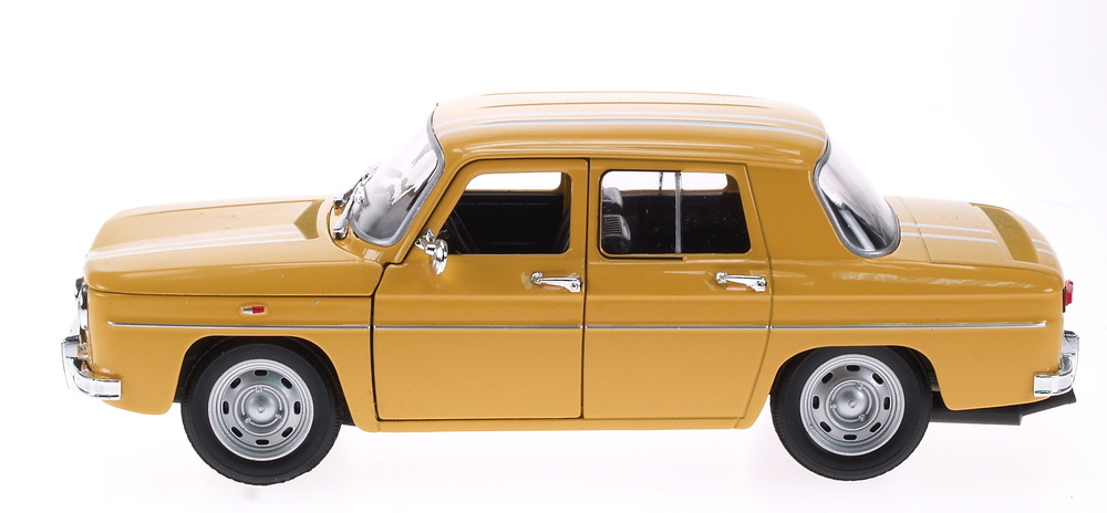 Renault R8 Gordini (1967) Welly 1:24 Amarillo