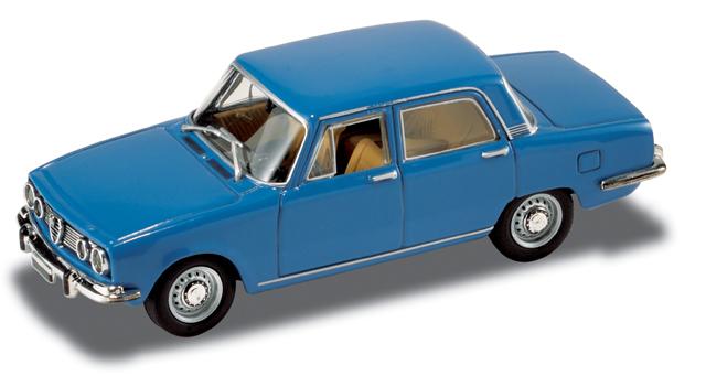 Alfa Romeo 1750 (1968) Starline 510943 1/43 Azul Le Mans - Descatalogado