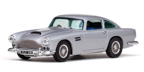 Aston Martin DB4 (1958) Vitesse 1/43 Gris Metalizado