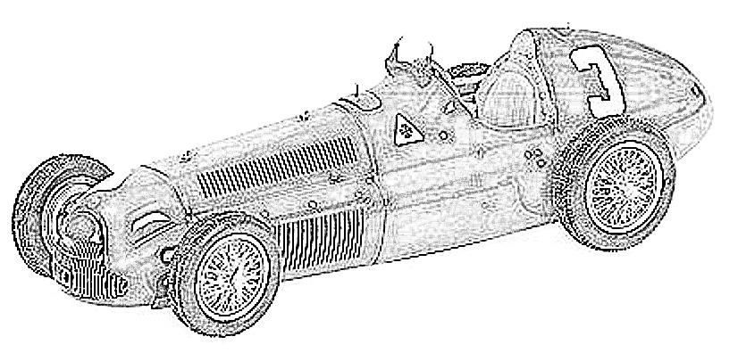 alfa romeo 159 coches en miniatura a escala