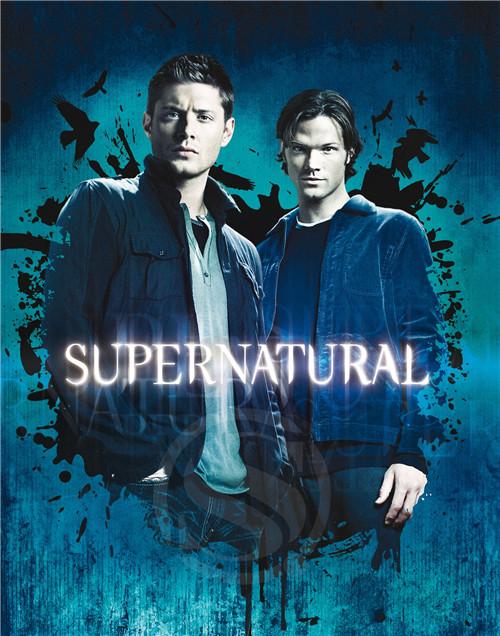 Cartel de la serie de TV