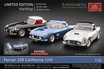 Ferrari California de CMC nuevas versiones ya disponibles