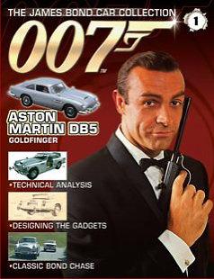 Nueva Coleccion de James Bond 1:43