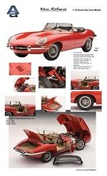 Nuevos Jaguar E de Autoart Models !! Ya disponibles !!
