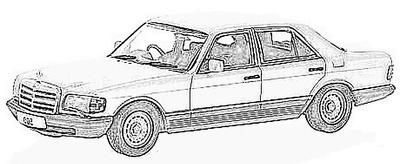 (1979-92) W126