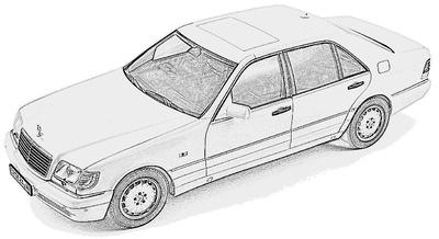 (1991-98) W140