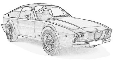 Alfa Romeo GT Junior Zagato