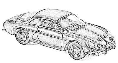 Alpine A110 (1967-78)