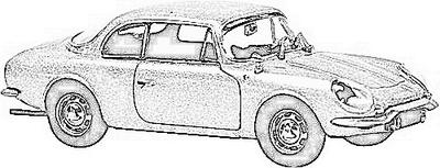 Alpine GT4 (1962-69)