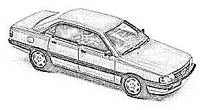 Audi 100 (1968-91)