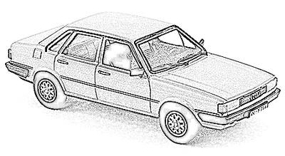 Audi 80 (1966-96)