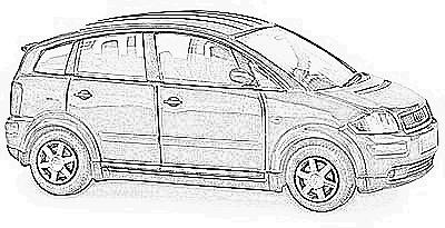 Audi A2 (1999-05)