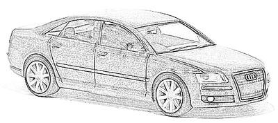 Audi A8 (1994-)