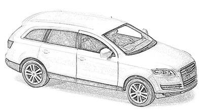 Audi Q7 (2006-)