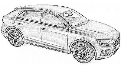 Audi Q8 (2018-)