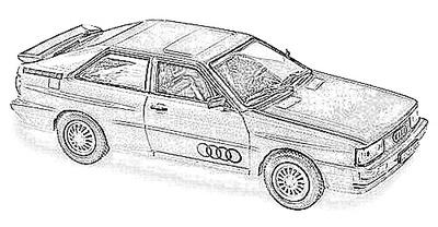 Audi Quattro (1980-91)