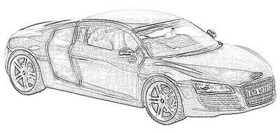 Audi R8 (2007-)