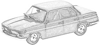 BMW 1500 (1962-66)
