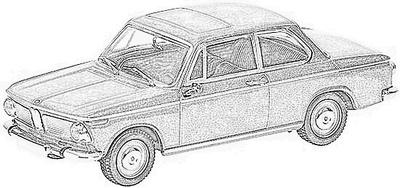 BMW 1602 (1964-75)