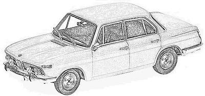 BMW 1800 (1964-71)