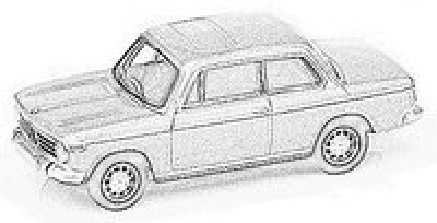 BMW 2002 (1968-76)