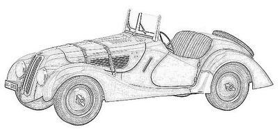 BMW 328 (1936-40)