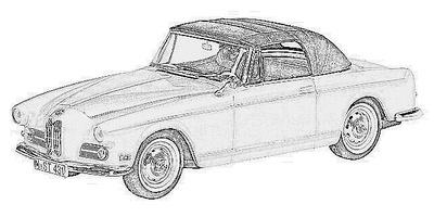 BMW 503 (1956-59)