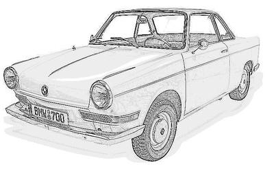 BMW 700 (1959-65)