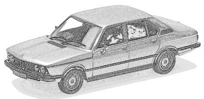 BMW E12 (1972-81)