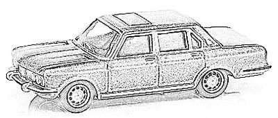BMW E3 (1968-77)