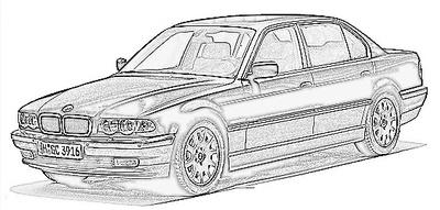 BMW E38 (1994-01)