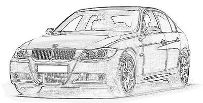BMW E90 Berlina (2005-12)