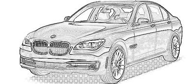 BMW F02 (2009-)