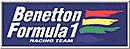 Benetton (2001) B201