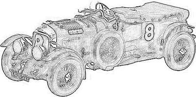 Bentley 4 1/2 Litre (1926-30)