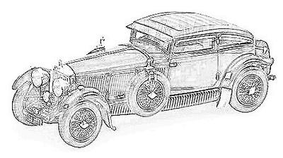 Bentley 6 1/2 Litre (1926-30)