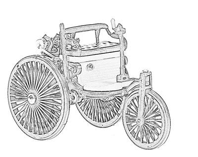Benz Patent (1886-93)