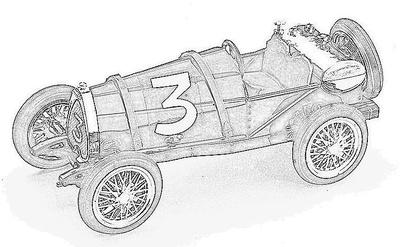Bugatti Tipo 13