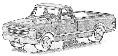 Chevrolet C10 (1960-00)