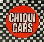 Chiqui Cars 1/43