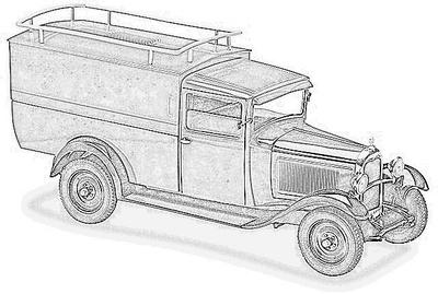 Citroen C4 (1928-32)