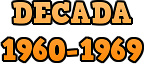 Década 1960-1969