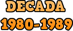 Década 1980-1989