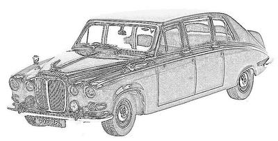 Daimler DS420 (1968-92)