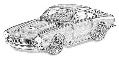Ferrari 250 GT Bertone (1962)