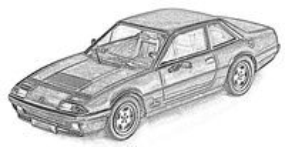 Ferrari 412 (1985-89)